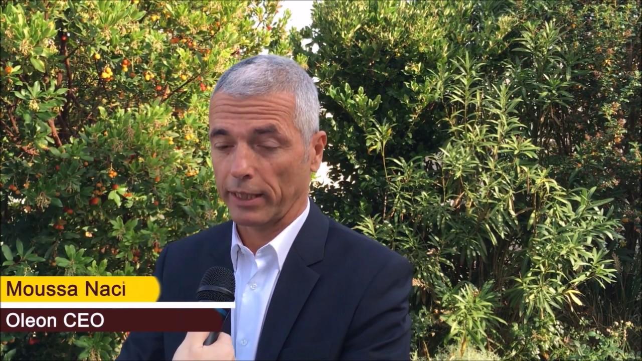Moussa Naciri, CEO Olean