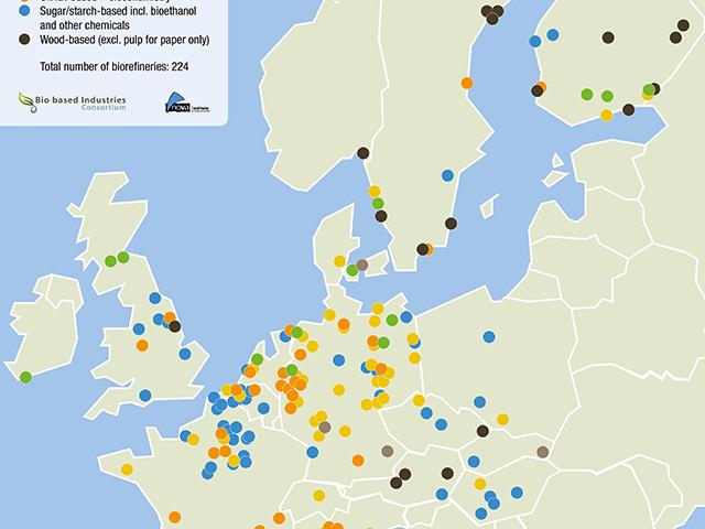Mapping European Biorefineries | Bio-Based Industries Consortium